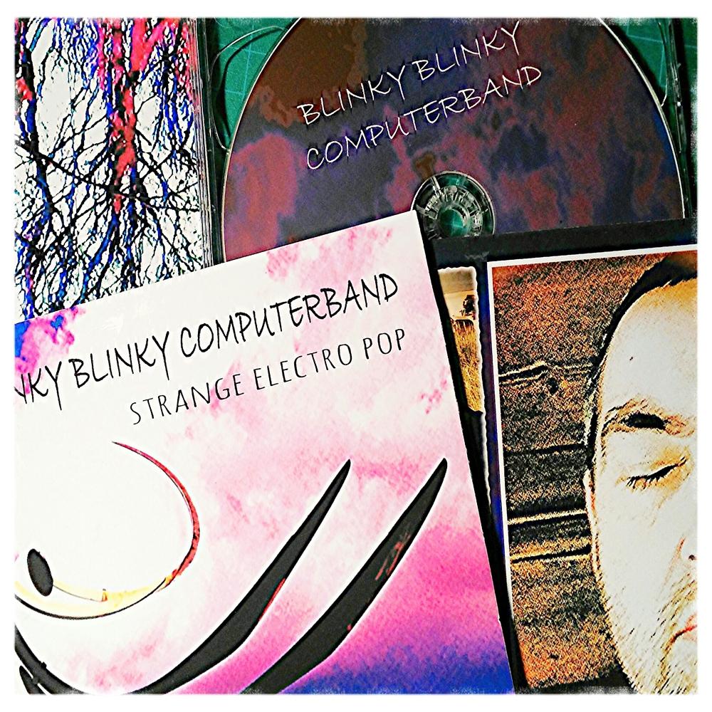 """""""Strange Electro Pop"""" CD"""