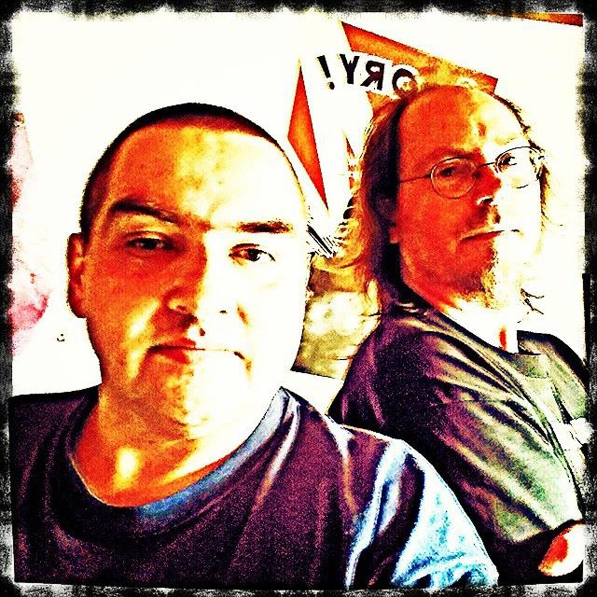 Arni & Olaf / Photo Shooting 2015