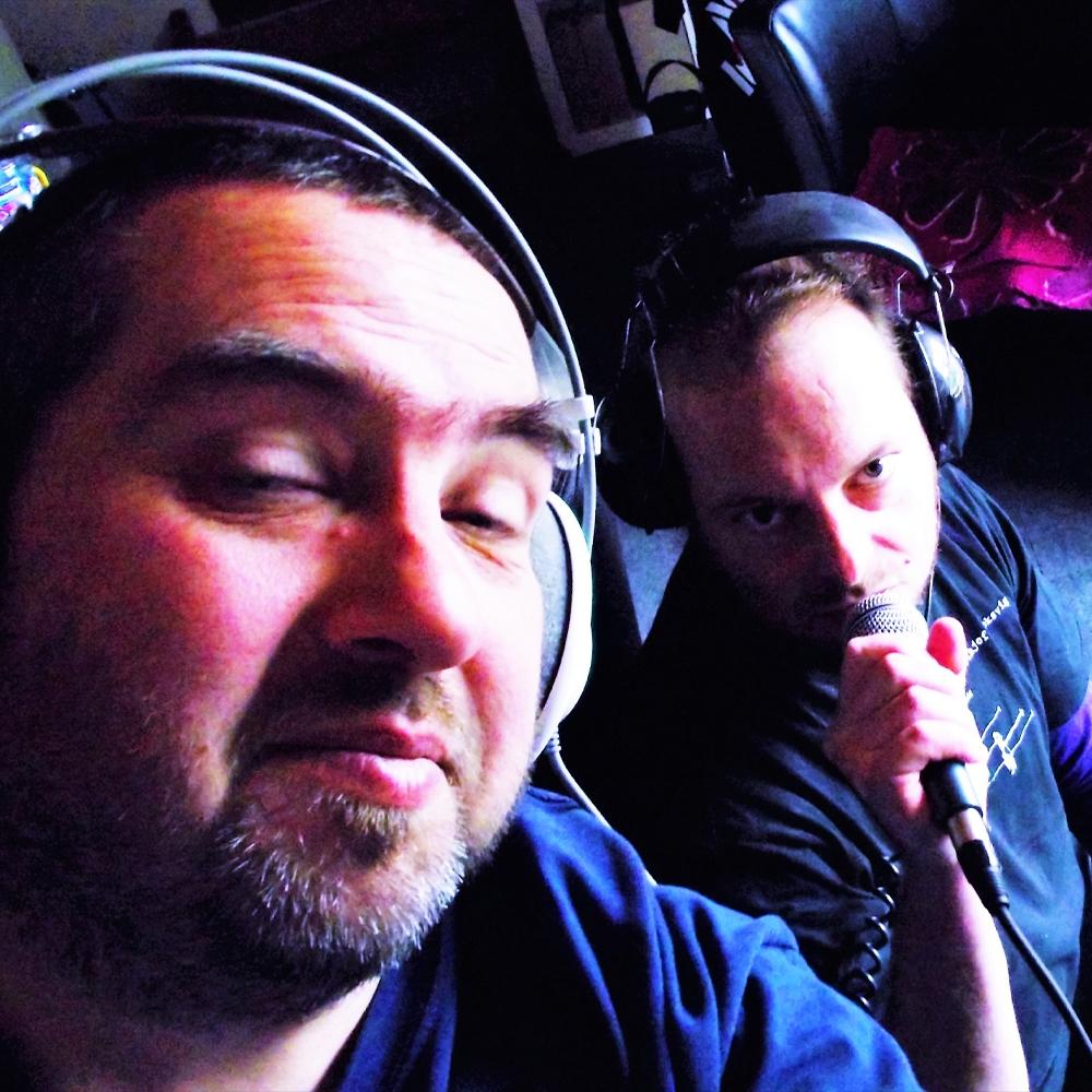Olaf & Matze / Vocal Recording Session