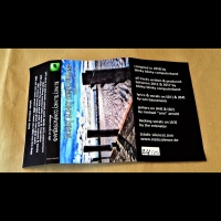 """""""Thirteen Tracks on tape"""" - The Booklet / 2018"""