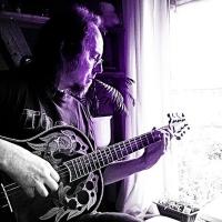 Arni / Guitar Recording Session