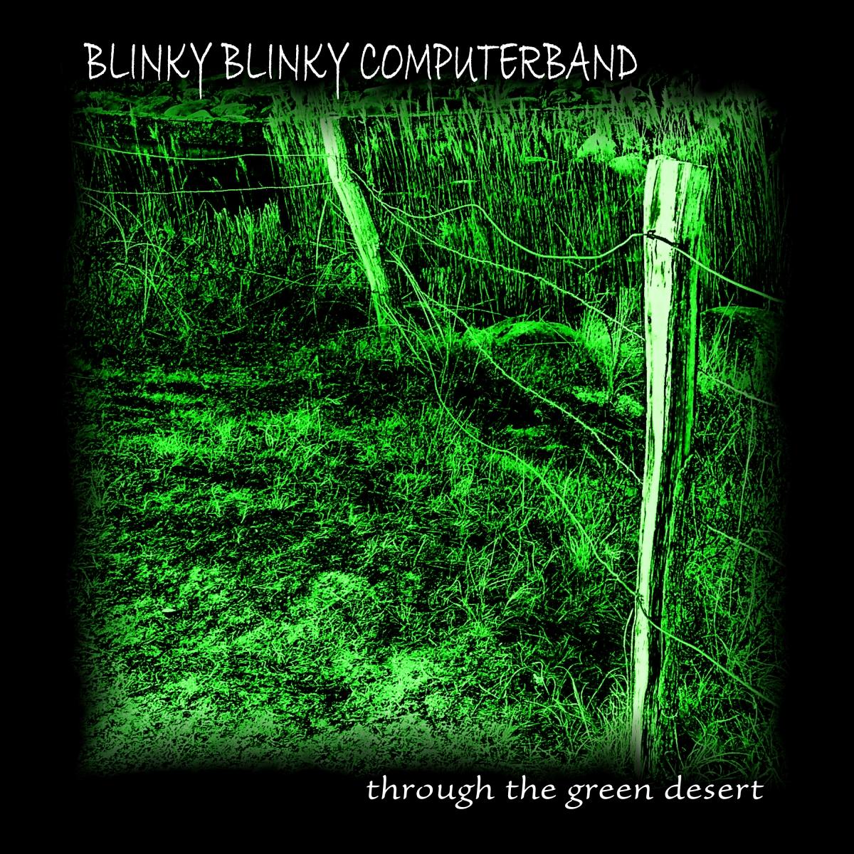 Through the Green Desert / 2019