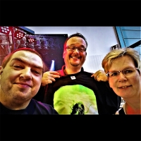 Olaf, Manfred (Music Store) & Petra